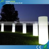 GLACS Control RGB True Color Changing LED Decoration Floor Lamp Cylinder Lamp Pillars