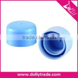 18/410mm Blue Cosmetic Usage Plastic Double Layers Screw Cap