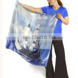 Elegant silk long scarf---2013 fashion wolesale manufactures