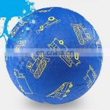8.5 inch Plastic playground ball