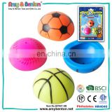 Best Sale Cheap Colorful Plastic Jumping Half Ball