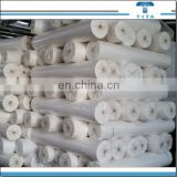 100% PVA embroidery backing paper,90'c hot water soluble non-woven fabric