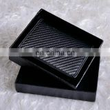Waterproof and Durable Carbon Fiber Money Clip Wallet