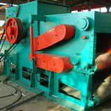 Wood Products Chipper with Drum Type
