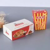 Japanese food creative paper food packaging box