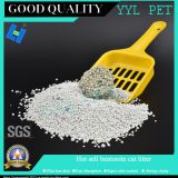 best quality bentonite cat litter from China