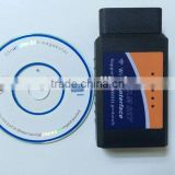 Best quality! OBDII OBD2 Auto Diagnostic Tool elm327 WIFI Works for Iphone and Android