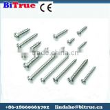 Truss head zinc torx drive wood screw
