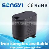 electric submersible high pressure sea water pump