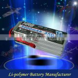 HRB lipolymer battery 6S 3000mah 35C 22.2V with XT60 Plug for FPV racing drone,Quadcopter