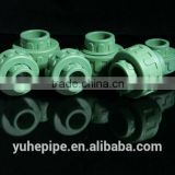 RAW MATERIAL PPR Pipe Fittings All Plastic Union