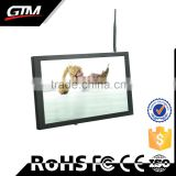 42 inch Wall Mounted Touch Screen AD PC Wifi 3G Media Player Print all-in-one PC self-service terminal for advertising