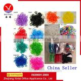 Chain Seller S-Clips Tie Dye Color Rubber Bands Loom Refilling Bracelet Making DIY                                                                         Quality Choice