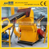 wood sawdust making machine and wood crushing machine or wood crusher with CE certificate