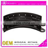 Brake shoe for heavy truck parts/High quality heavy truck parts/heavy truck parts for volvo