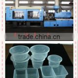 plastic fast food container making machine