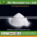 manufacturer supply favorable price zinc sulphate monohydrate feed grade