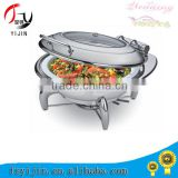 Hot sale factory price round food warmer pot                                                                         Quality Choice