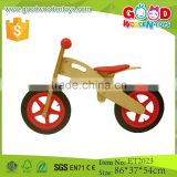 High quality and handcraft wooden wholesale kids bike                                                                         Quality Choice