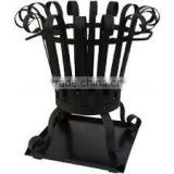 Brazier Fire Pit with Black Finish BFP- 205