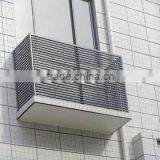 Corrosion-resistant FRP Decorate Air Conditioner Cover