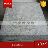 China Thin Bluestone Pavers For Driverway