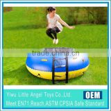 Outdoor Toys jumbo Jumping Bouncer toys Inflatable 2 in 1 water Trampoline                                                                         Quality Choice