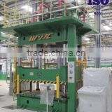 Y27-315 Single-action Sheet Drawing Hydraulic Press Main Technical Parameters, punching machine