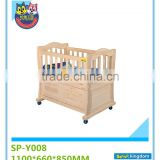 Hot Sale Baby Bedroom Furniture Baby Crib