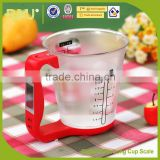New Scale Product Digital Measuring Cup Scale Suit for kitchen scale