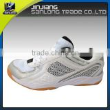 men branded casual badminton shoes imported from china