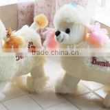 plush toys/animal plush toys/ plush german shepherd dog/stuffed plush toy