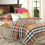 400TC egyptian quality king queen bed sheet set 4 piece