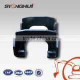 2015 Excavator undercarriage parts track guard /R335-7 track link guard /excavator track frame track guard