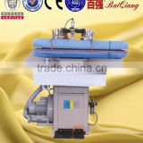 New design complete industrial ironing press machine price