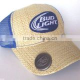 Newest Fashion Promotional Colorful personality logo low price Men's Sports cap beer openers
