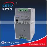 CE RoHS Approved 120w for LED strip industrial 12v din rail power supply DR-120-12 single output power supply