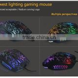 2015 New Arrival 2400 DPI 7 Buttons LED Optical USB Wired Mouse Gamer Mice Computer Mouse Gaming Mouse For Pro Gamer                                                                         Quality Choice