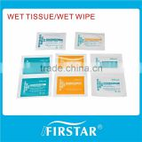 wet wipe for disinfection use with best quality