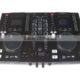 Dual CD play with Professional DJ control SSCD210USB