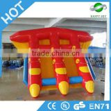 Best selling water games equipment price,inflatable iceberg water toy,inflatable water sport toys