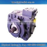 hydraulic pump india for concrete mixer producer made in China