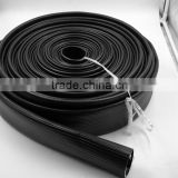 heavy duty 100mm rubber layflat fire hose