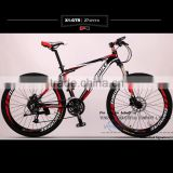 2015 hot sale cool muscle camouflage mountain bike hydraulic dual disc brake