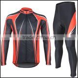 China custom man's team jersey or man bicycle clothes or china cycling team jersey