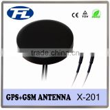 car Combo GPS GSM magnetic antenna with sma/bnc/mcx/fakra connector,combined GPS GSM antenna