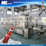 Carbonated water / soda water bottling plant / equipment