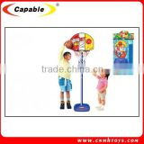 High quality adjustable and portable basketball stand for kids