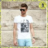 China Manufacturer Tall Wholesale 100% Cotton White Plain T Shirt                                                                         Quality Choice