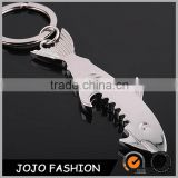 China bulk fish shaped metal bottle opener wholesale blank metal keychains                                                                                                         Supplier's Choice